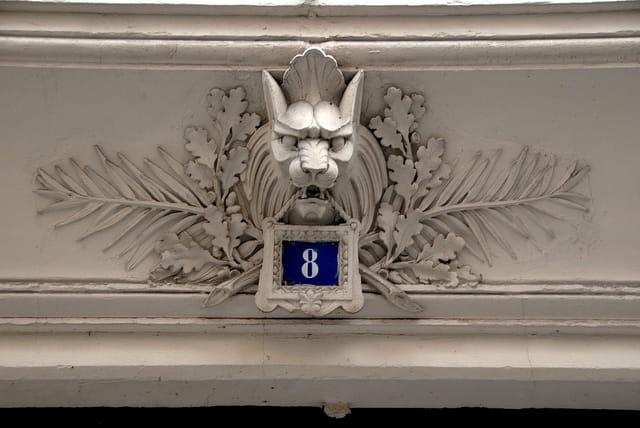 8 rue Legouvé