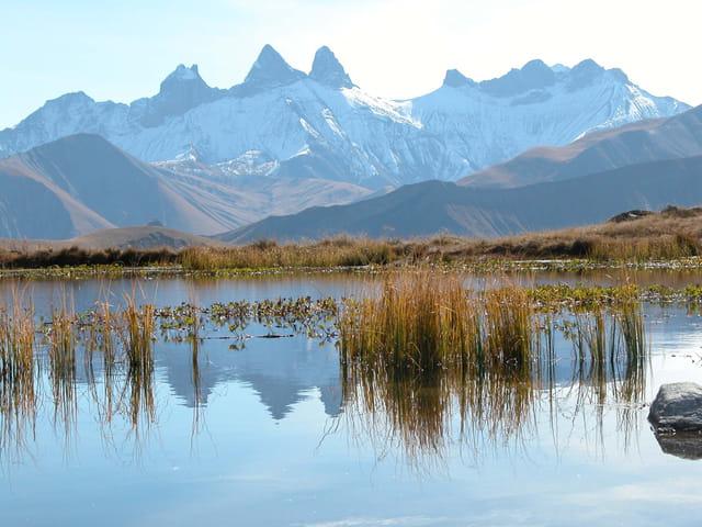 Paysages de montagne. 616475