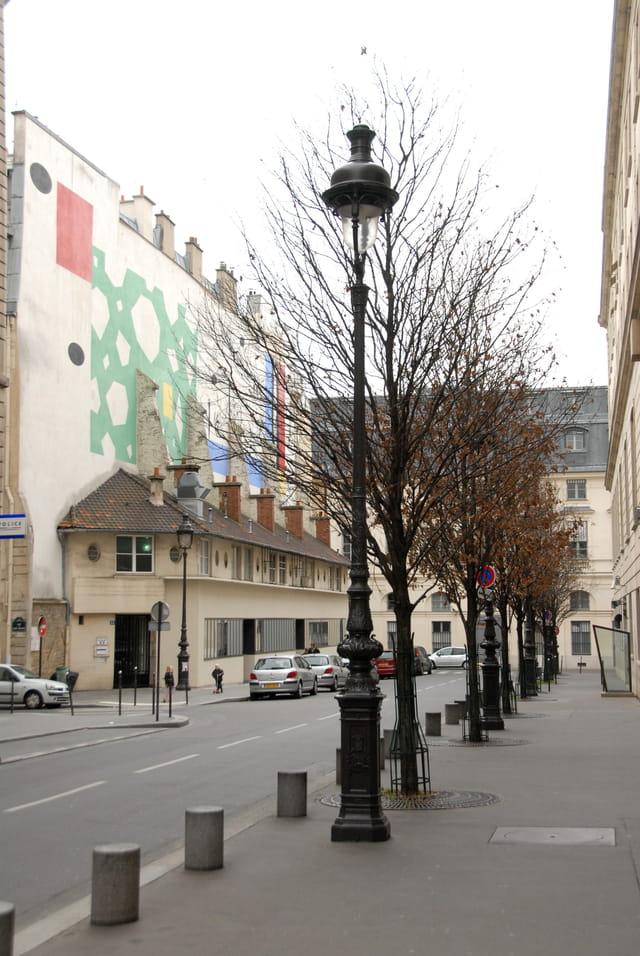 Rue du colonel Driant