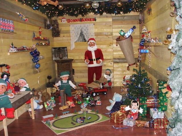 Decoration Noel Restaurateur
