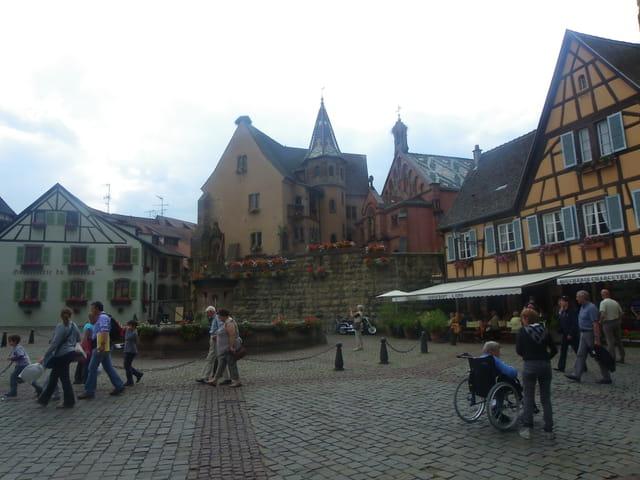 A Eguisheim