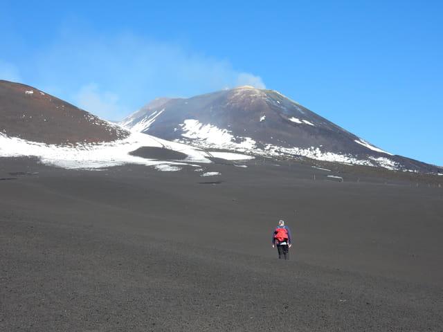 A l'assaut de l'Etna