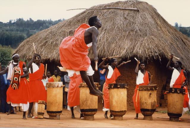 A l'epoque ou le burundi danser !!
