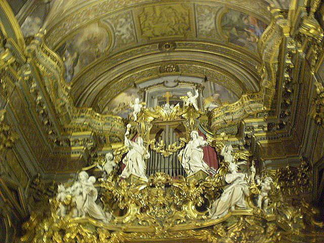 Orgue de Santa Maria Maddalena