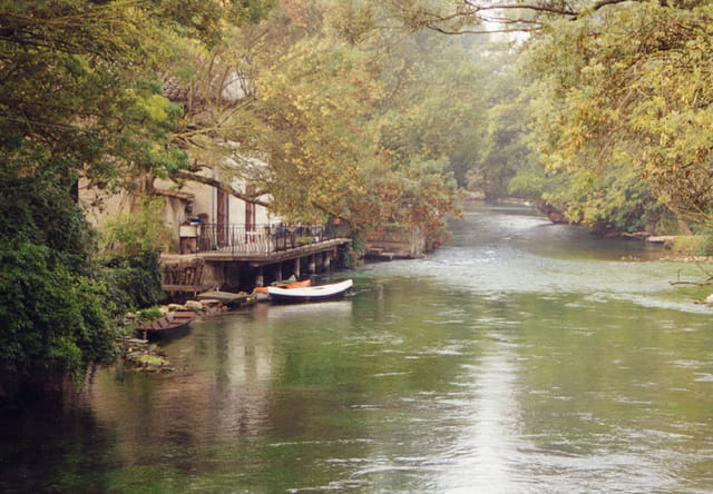 A la claire rivière