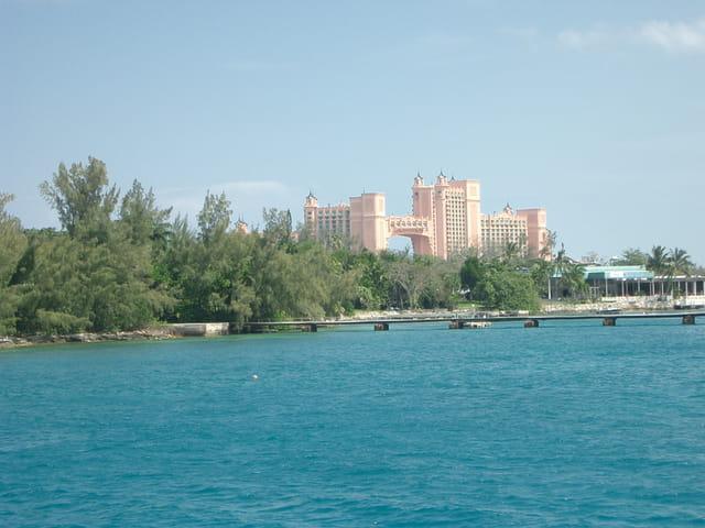 A moi les Bahamas!
