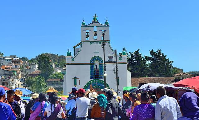 A San Juan Chamula