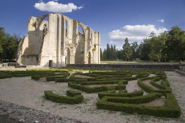 Abbaye dammarie les lys