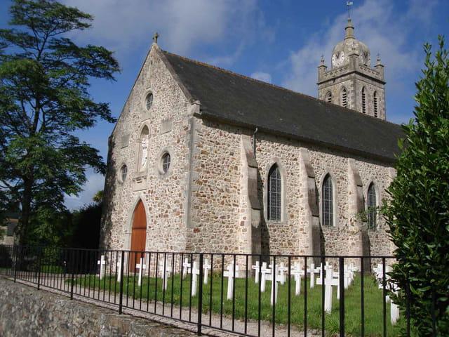 Abbaye de Briquebec