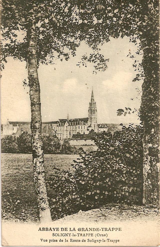 Abbaye de la Grande-Trappe