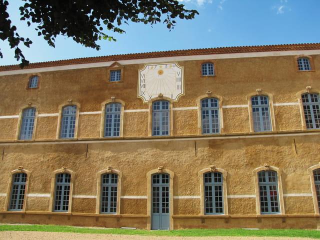 Abbaye de Saint Sever de Rustan.