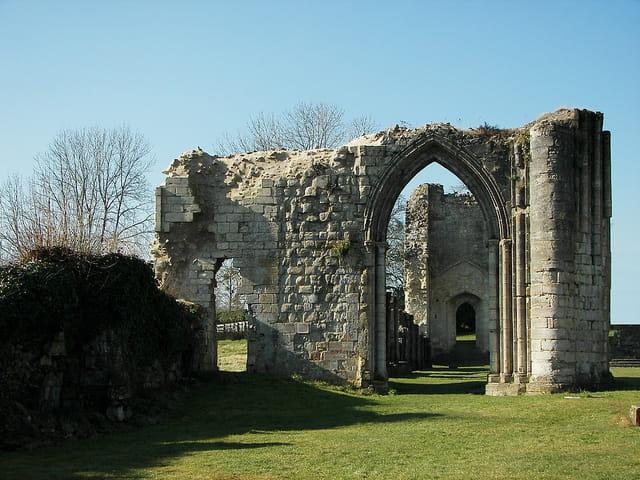 Abbaye de St-Evroult