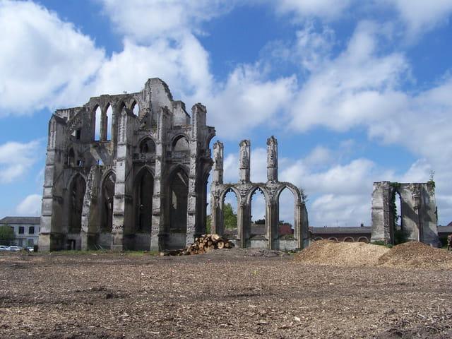 Abbaye Saint Bertin