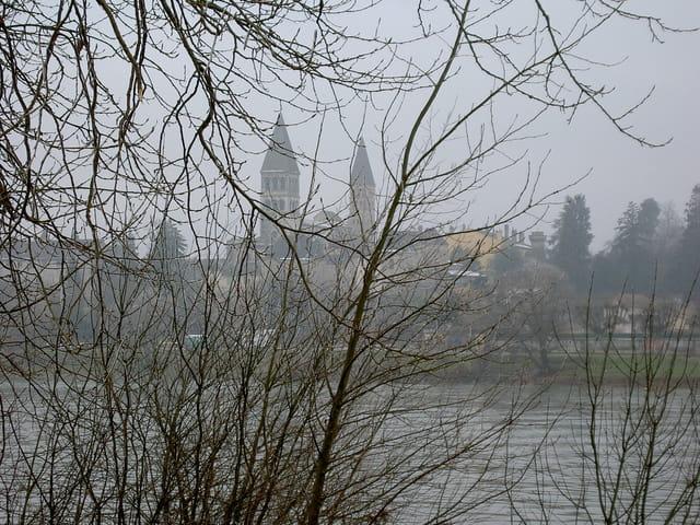 Fonte des neiges de l'abbaye Saint Philibert
