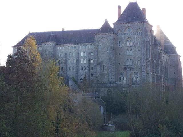 Abbaye St Pierre de Solesmes