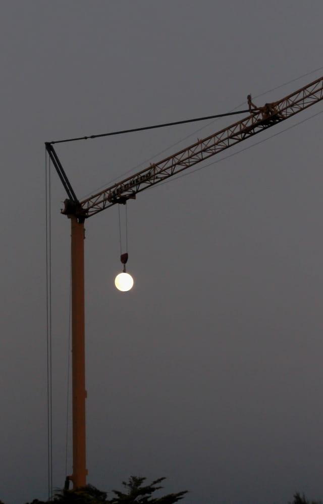 Accrocher la lune
