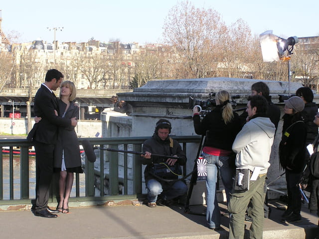 Action, on tourne !