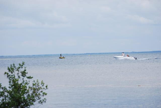 Activités sur le lac