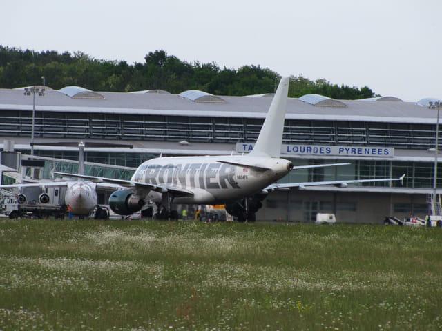 Aéroport de Tarbes-Lourdes-Pyrénées.