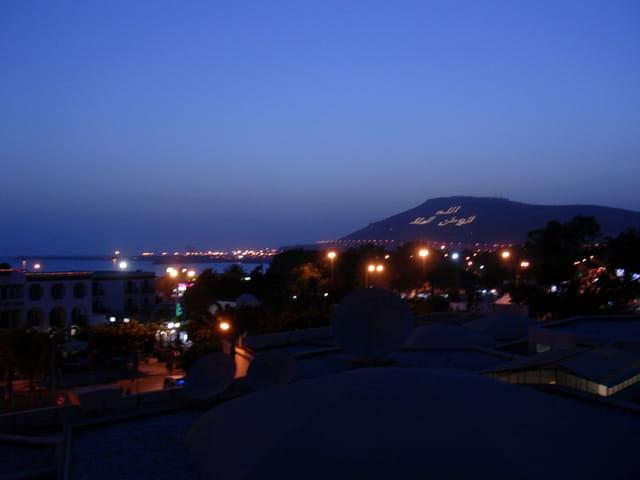 Agadir de nuit