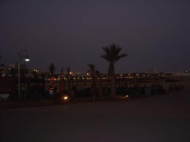 Agadir, la nuit
