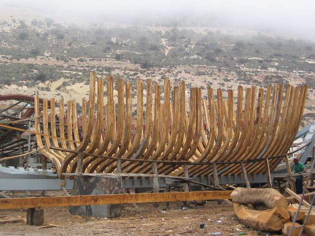 Agadir, le port