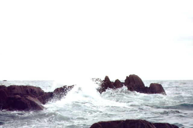 Ah, la mer Bretonne ...