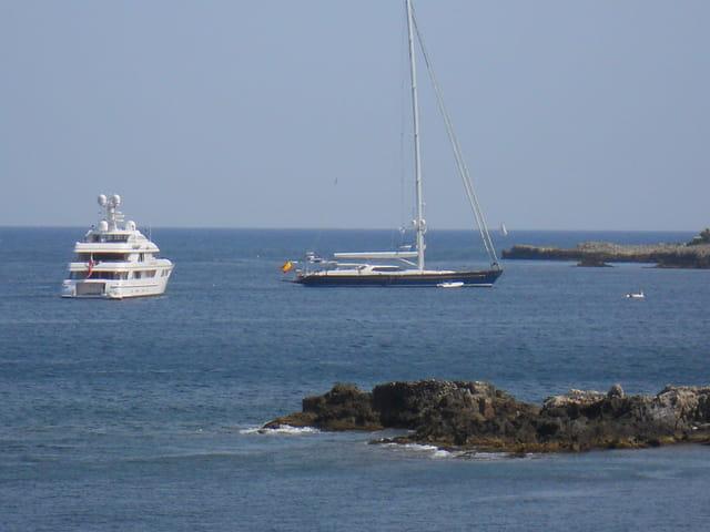 Ah la mer, les bateaux, les vacances