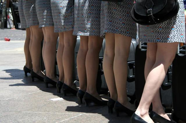 ah! les belles jambes
