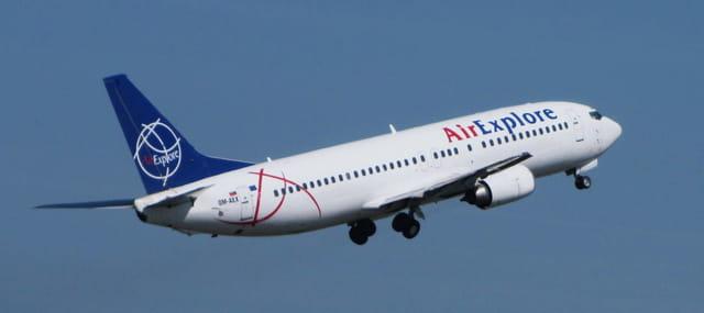 AIR EXPLORE - Boeing 737.