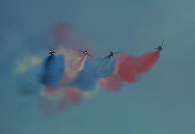 Air xpo - Muret 2011 - Les pilotes de Cartouche Doré