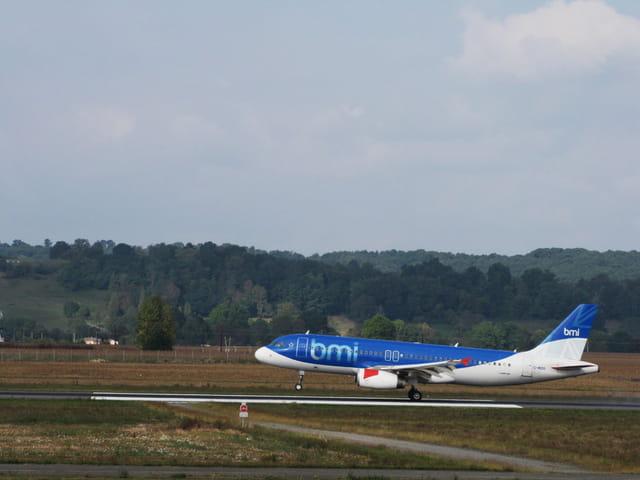 Airbus A320 BMI