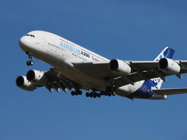 Airbus A380 - Le paquebot des airs.