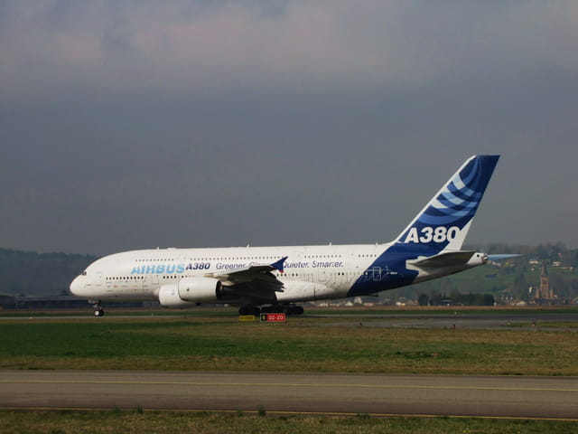 Airbus A380, le paquebot des airs.