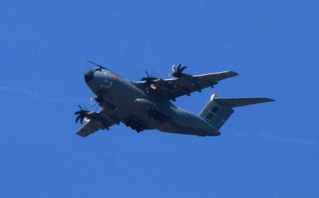 Airbus Military A400M.