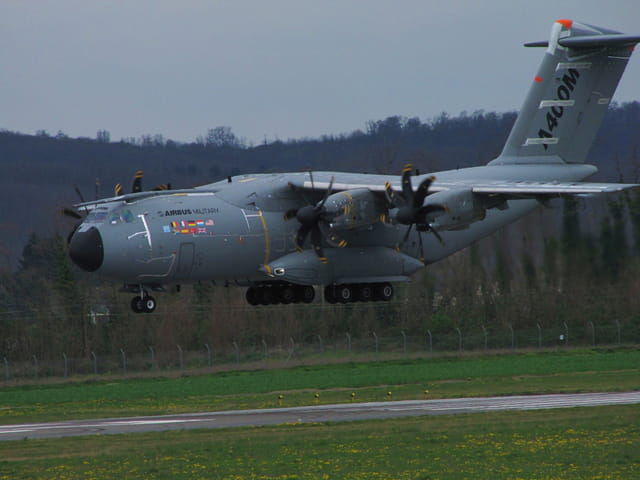 AIRBUS Military A400M.