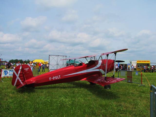 Airexpo - Muret - Avion de voltige.