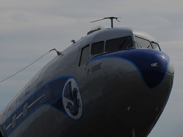 Airexpo - MURET - DC3 Air France.