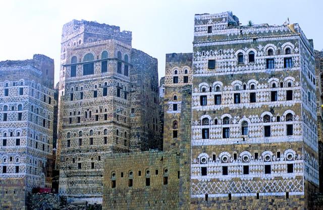 Al-hajjara et ses hautes maisons
