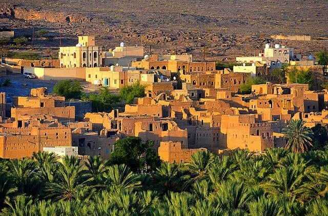 """Al Hamra, """" La ville rouge""""..."""