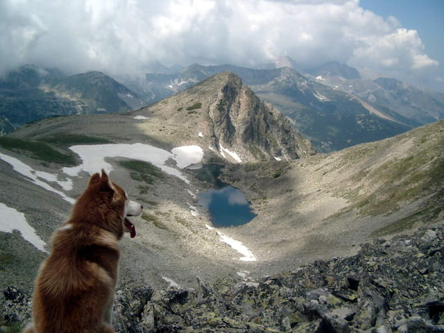 Alem en montagne