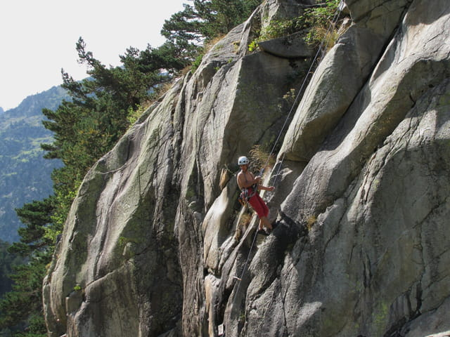 Alpiniste.
