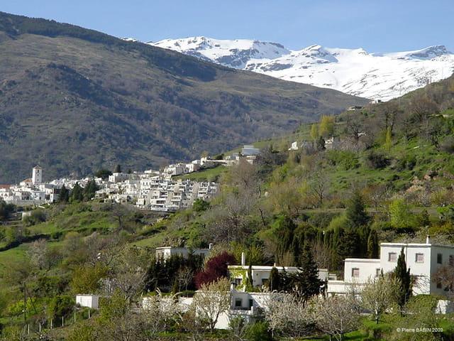 Alpujarras et la Sierra Nevada