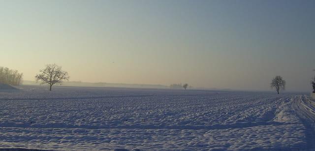 Alsace sous neige
