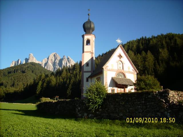 Alto Adige, le Tyrol italien