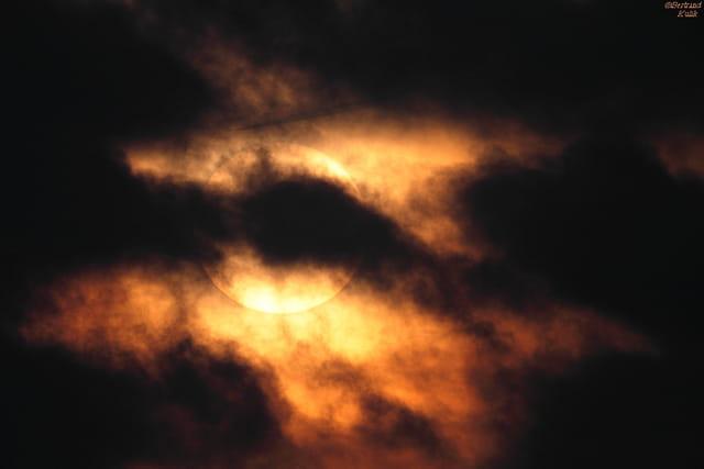 Ambiance nuageuse