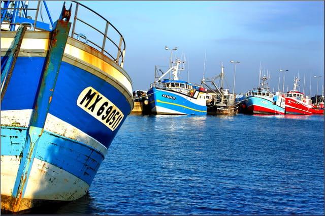 Ambiance portuaire