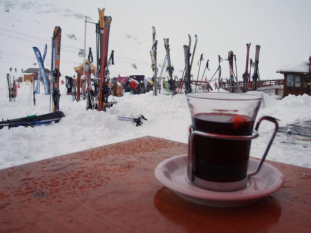 Ambiance ski