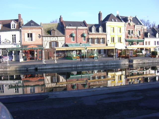 Amiens la venise du nord