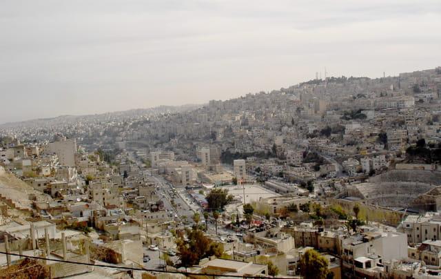 Amman vue générale